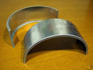 Guardabarros nuevos refabricados en aluminio