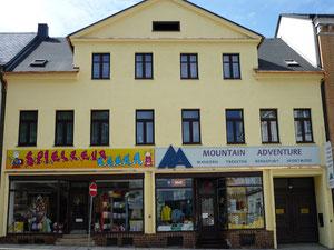 Ladengeschäft im Zentrum von Falkenstein