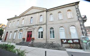 Mairie de Pléaux