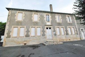 Mairie de Saint-Christophe-les-Gorges