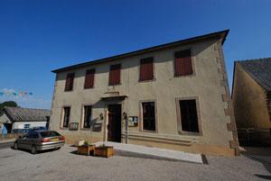 Mairie de Tourniac