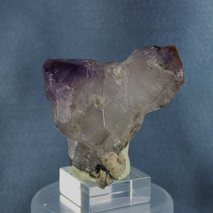 Amethyst Scepter Japanese Twin Daye Hubei China