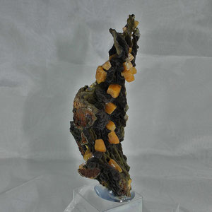 Wulfenite Ojuela Mine Mexico