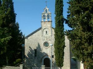 Župna Crkva Svih Svetih, Zmijavci