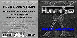 HUMANIZZED - FIRT MENTION
