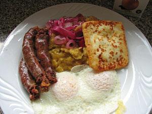 Rapidita de la Mañana!!!! Un desayunito Dominicano