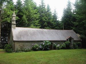 La Chapelle de Saint Mélaine