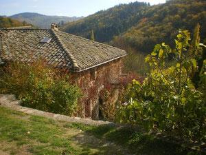 La maison de Jean-Jacques et Anne, construite sur le modèle d'une ruche