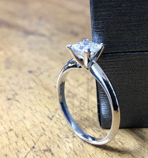 Verlobungsring Diamantring Verlobung Düsseldorf