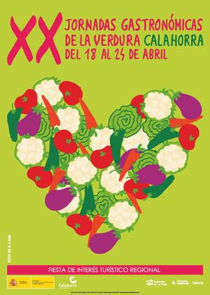 Fiestas en Calahorra Jornadas Gastronómicas de la Verdura