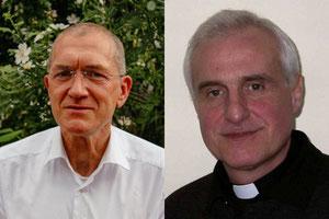 Pastor Matthias Fuchs, Pastor Dr. Henryk Rak