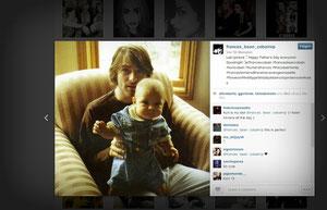 Quelle: Instagram/Frances Bean Cobain