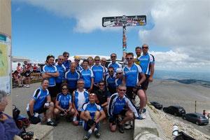 Mont Ventoux Rennrad