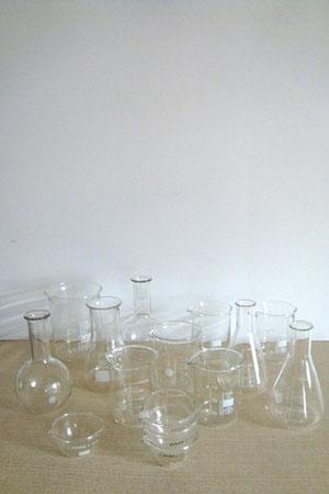 éprouvettes chimie