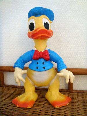 Jouet pouet Donald vintage