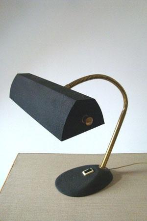 lampe style banquier années 60