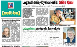 Zett-be- Jugendseite, VN, Samstag/Sonntag 13./14. November 2004