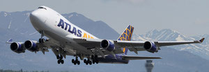 Atlas Air is a loyal Boeing client  /  courtesy Atlas Air