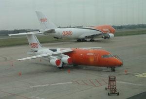 The TNT fleet is facing an uncertain fate  -  photo hs