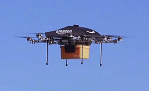 Americans expect drone deliveries to become reality by 2021