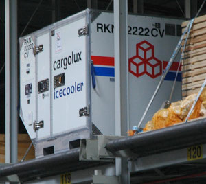 Transporting pharma shipments is daily business for Cargolux  -  courtesy: CV