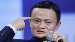 Alibaba's boss Jack Ma is under pressure /  photo: private