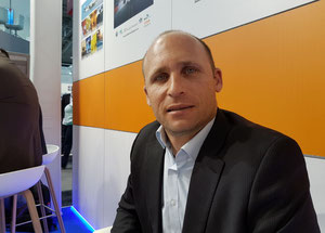 Navot Hirschhorn, Temperature Controlled & Special Products Manager CAL -  picture: ms