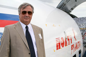Anatoly Stepanovich Karpov has seen better days  -  picture: hs