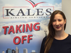 Yaima Sanchez takes off Kales' biz in Florida – company courtesy
