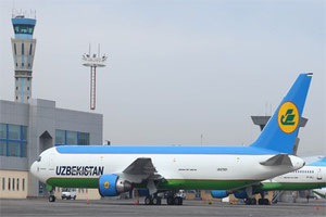 Korean Air will utilize the capacity of Uzbekistan Airways' Boeing 767 freighter on flights to Tehran  -  courtesy HY