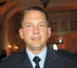 Hauke Blohm presented the position of the Federal Police  -  photo: hs