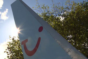 Stand-alone or part of a holding? TUIfly's future is uncertain  -  company courtesy