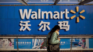 Wal-Mart operates 430 stores in China