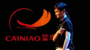 Alibaba's founder Jack Ma takes control of Cainiao
