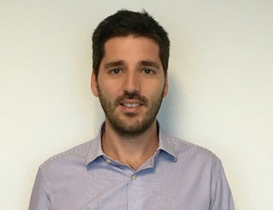 Gabriel Oliva, LATAM Cargo's VP of Global Marketing and Commercial Development  -  courtesy LATAM