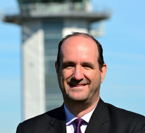 Bas van Goch, Chairman of the Air Cargo Managers' Association Belgium (ACMAB)  -  private