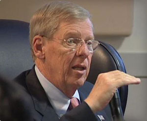 """Swallowing"" misleading Delta claims: Republican senator Jonathan Isakson"