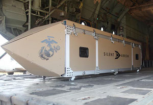 Silent Eagle cargo drone set to sell for under US$10,000