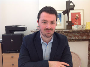 CLECAT advisor Aidan Flanagan  /  pictures: Clecat