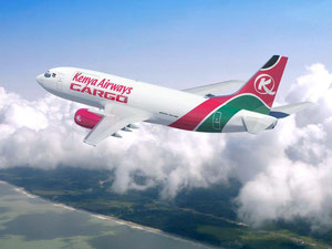 KQ operates 737F equipment for intra-African transports