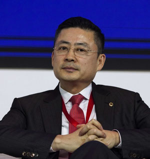 HNA Group CEO, Adam Tan