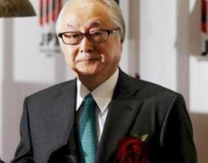 Masatsugu Nagato, President Japan Post Holdings
