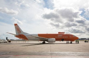 Soon for sale – TNT Airways' freighter fleet