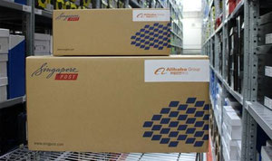 SingPost - Alibaba intensify cooperation to meet rising eCommerce logistics need  - courtesy SingPost
