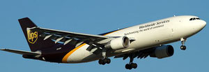 UPS keeps operating their A300F fleet