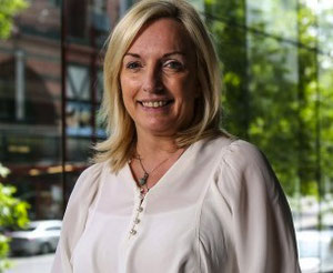 Australia Post's new chief executive Christine Holgate
