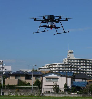 Japan eyes food delivery by drones for elderly