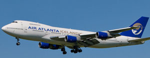 Too old to be allowed to fly in Saudia Arabia: 20-year-old Boeing 747-400F of Air Atlanta Icelandic