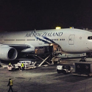Air New Zealand Tracks Cargo With Bluetooth Technology
