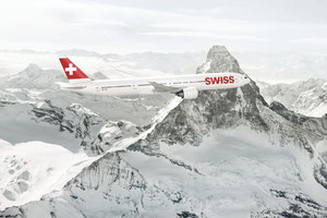 … and partner Swiss Cargo